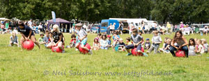 Kids Sports at Coniston Country Fair