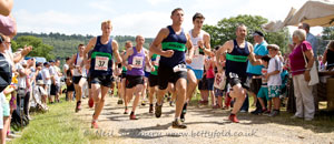 Fell Runners at Coniston Country Fair